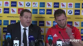 Full Press Conference: Hansen, Read & Foster