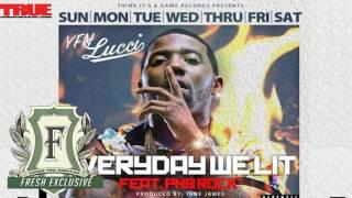 download lagu Yfn Lucci - Everyday We Lit Feat. Pnb Rock gratis