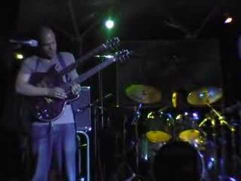 David Fiuczynski - Vinnieà Nancy le 23/04/2004