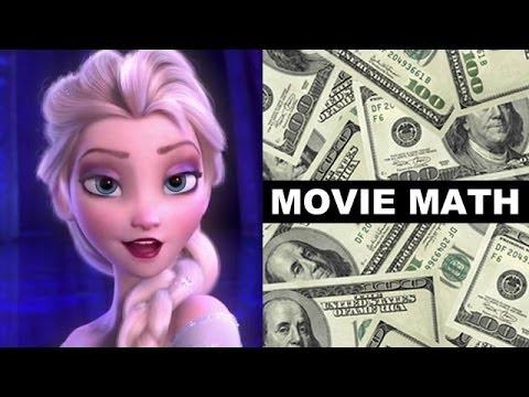 Box Office for Frozen vs Disney Animation, plus Warner Bros tops Disney for 2013