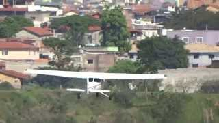 Cessna C152 PR-RYC Touch and Go Landing (TGL) at SBBH/PLU