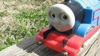 Thomas's Big Day Out