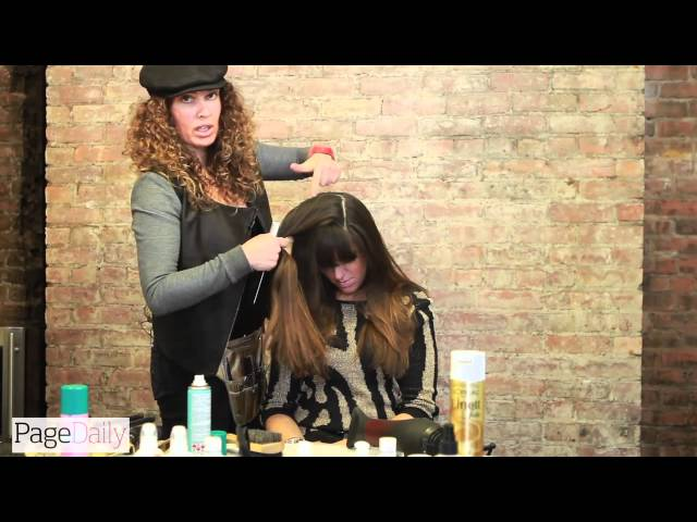 Professional-Looking Blowout: A Celebrity Stylist's DIY Tips