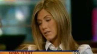 Jennifer Aniston on GMA 9Nov05