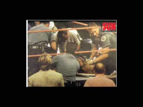 Owen Hart Death Fall Video Owen hart's widow chooses
