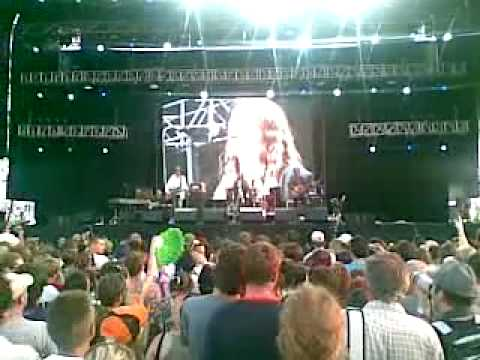 Patti Smith live at Pohoda Fest, July 17 2009, Slovakia