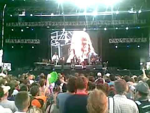Patti Smith live at Pohoda Fest, July 17 2009, Slovakia