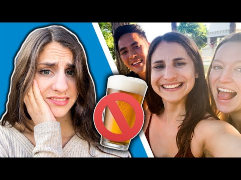 I Tried Socializing Without Alcohol For 30 Days