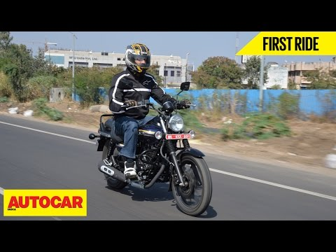 Bajaj Avenger 150 Street, 220 Cruise & 220 Street | First Ride | Autocar India