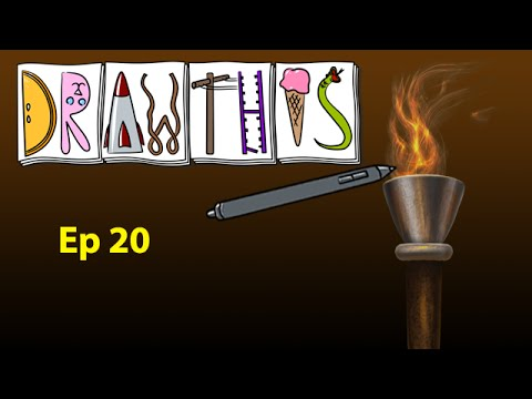Torch - Draw This [Episode #20] (Painter 2015 Tutorial)
