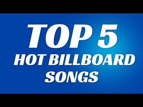 TOP 5 HOT SONGS OF FEBRUARY BILLBOARD TOP 20 CHART