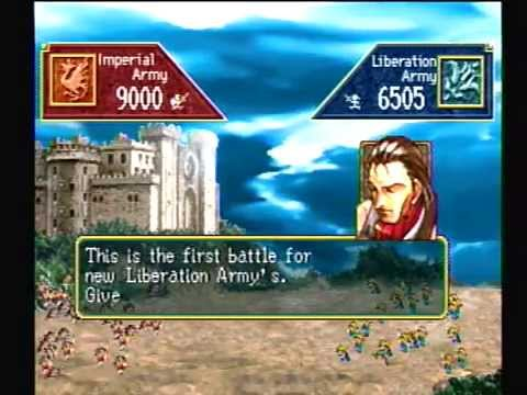 The Rat Reviews: Suikoden