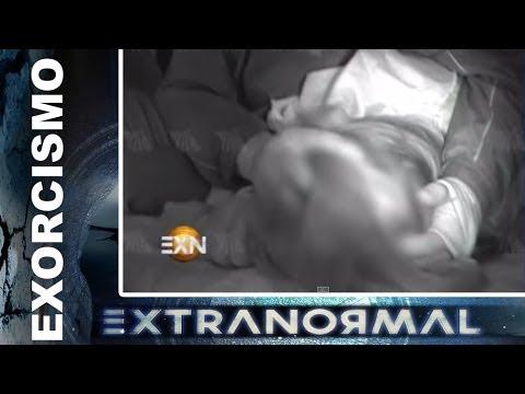 IMPRESIONANTES IMÁGENES DE UN EXORCISMO | EXTRANORMAL