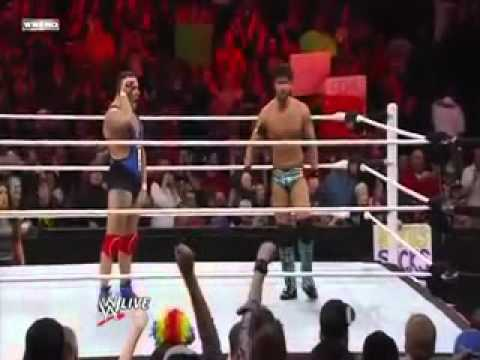 Copyrights go to @WWE World Wrestling Entertainment Santino Marella and ...