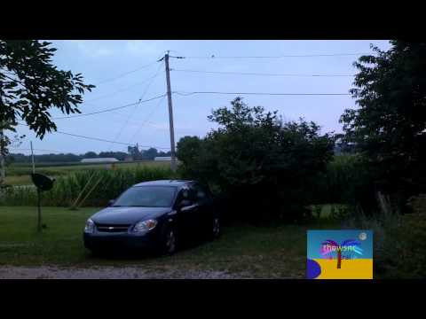 Weather Share - July 12, 2014 - Monticello, IN