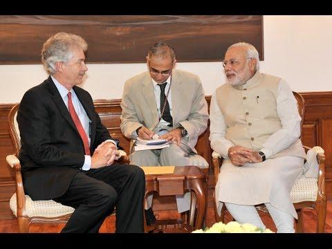 US Deputy Secretary of State calls on PM Narendra Modi