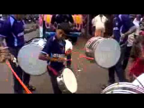 Nasik Dhol With Monsoon Beats Thammanam  Low video