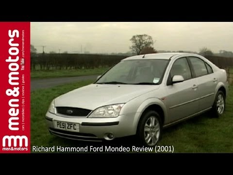 Richard Hammond Ford Mondeo Review (2001)