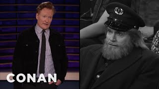 Can You Guess Which Oscar Snub This Lighthouse Captain Is Upset About? - CONAN on TBS