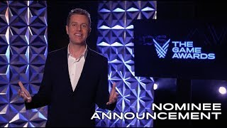 ?The Game Awards - 2018 Nominee Announcement ?