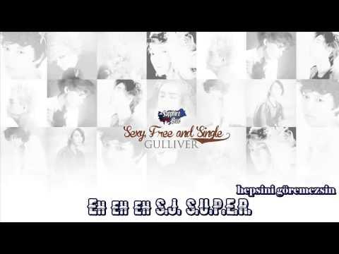Super Junior - Gulliver (걸리버) (Türkçe Alt Yazılı)