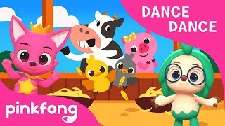 Old MacDonald Had a Farm | Nursery Rhyme | Dance Dance | Pinkfong Songs for Children