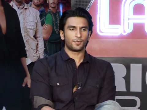 Interview With Ranveer Singh - Ladies Vs Ricky Bahl