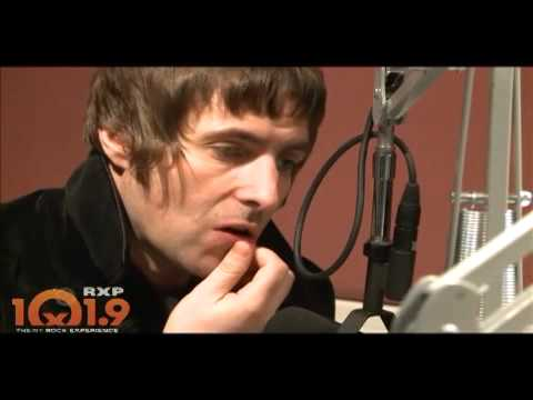 Oasis (Beady Eye) Interview: Liam Opens Up (2010) Part 1