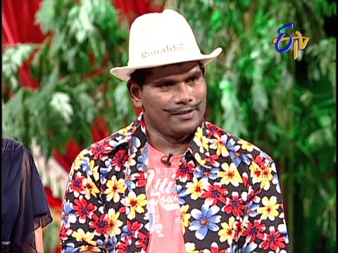 Jabardasth - జబర్దస్త్ - Chammak Chandra Performance on 18th September 2014