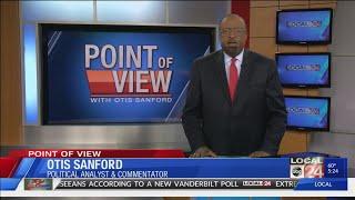 Local 24 News Political Analyst & Commentator Otis Sanford On Indigo's Memphis HQ