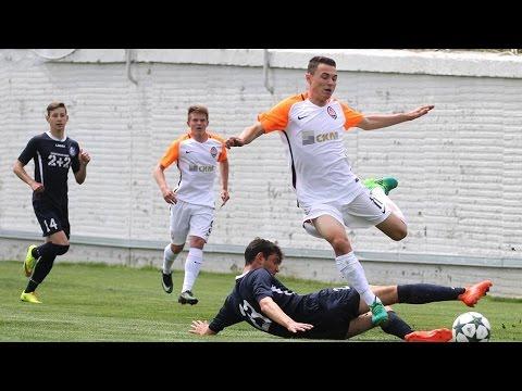 Chornomorets U21 0-4 Shakhtar U21. Highlights (12/05/2017)