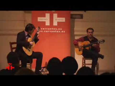 Guitarras del Mediterráneo - Instituto Cervantes de Mánchest