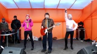 Дождь и я. Евгений Осин. 26.02.2012