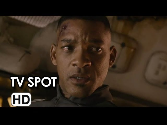 After Earth 'Return' TV Spot