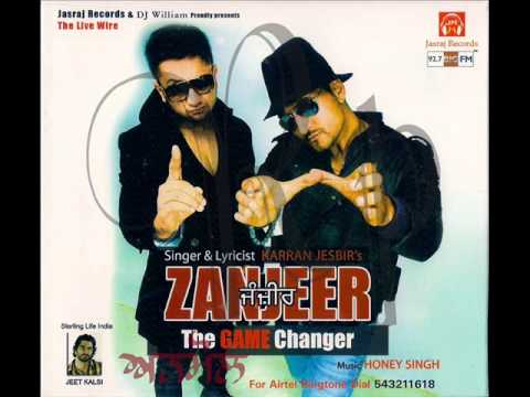 Zanjeer (full Audio) Karan Jasbir video