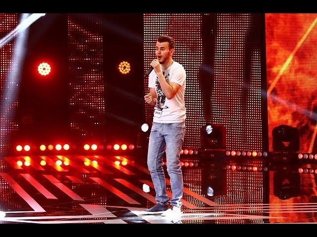 "Tom Jones - ""Sex Bomb"". Vezi interpretarea lui Sergiu Neagu, la X Factor!"