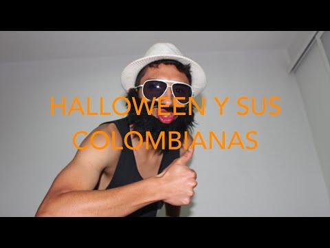 halloween y sus colombianadas