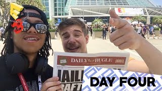 E3 Day 1! - I'm tired dude (Day 4)