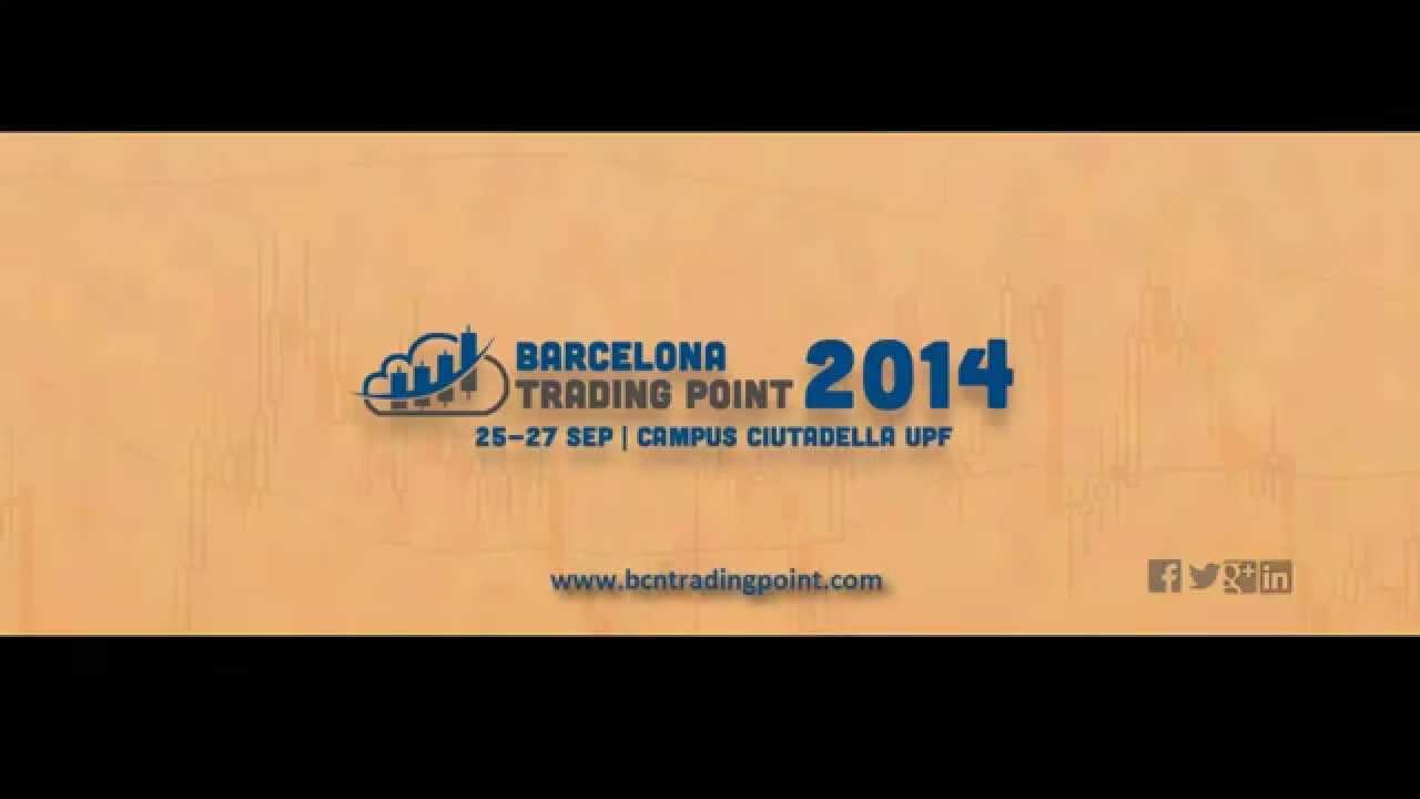 BCN Trading Point - Presentación del evento 2014 - YouTube