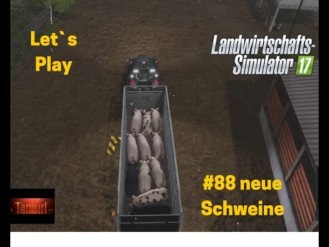 LS17 Winterberg Tiere und mehr Let`s Play #88 neue Schweine