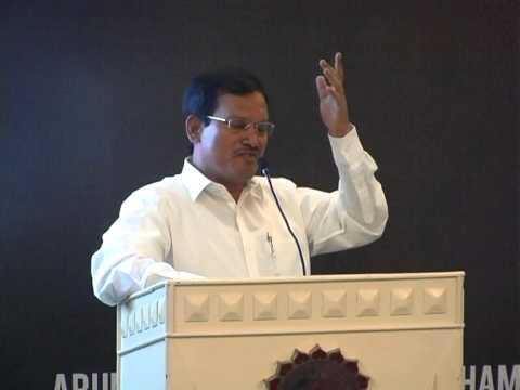 Mr. Arunachalam Muruganantham speaks at Heroes Speak 2014