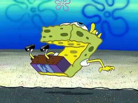 krabbenburger spongebob
