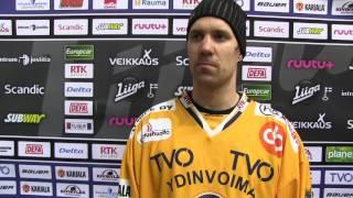08.02.2017 SaiPa vs. Lukko: ennakkotunnelmat