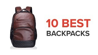 10 Best Backpacks in Inda with Price