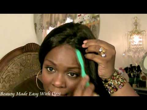 Whole Lace MILLA wig (Synthetic hair) Color #2 by The Janet Collection