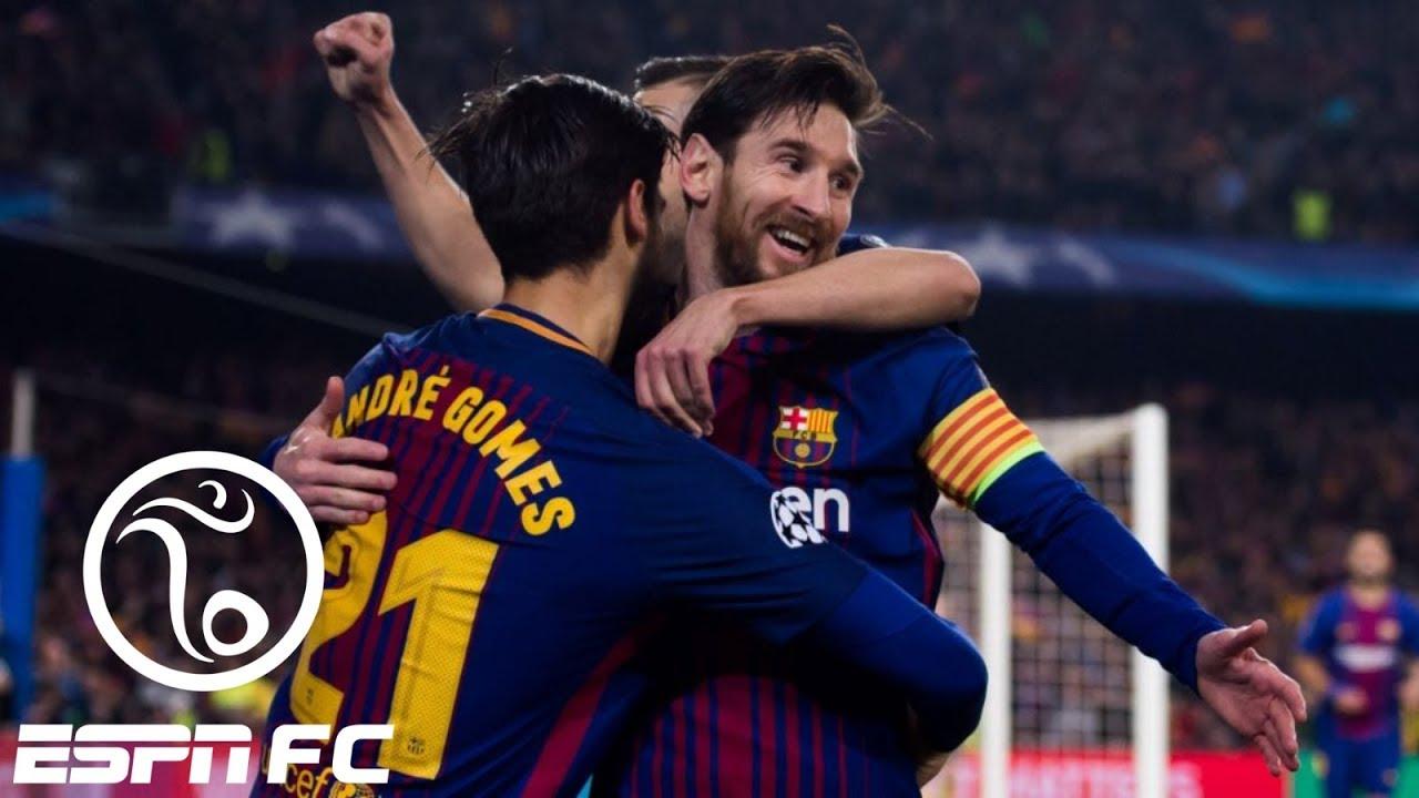 Barcelona beats Chelsea 3-0 to advance to Champions League quarterfinals   ESPN FC