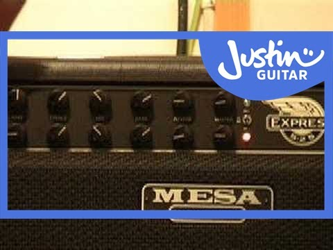 GG-010 • Guitar Amp Basics (part 2) Video