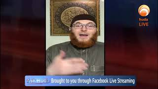 LIVE :: Ask Huda March 24th 2020 Dr Muhammad Salah #islamq&a #HD #LIVE #HUDATV