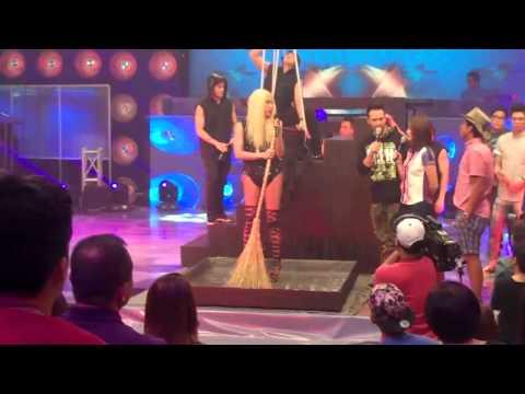 Vice Ganda's Ice Bucket Challenge video