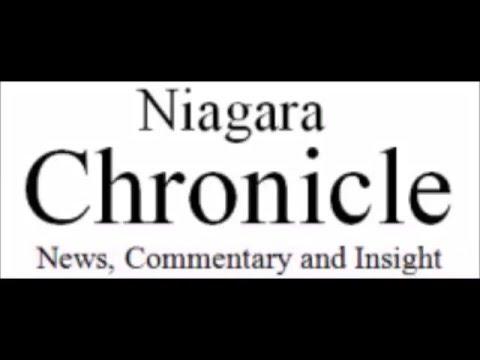 The Thomas Loop Radio Show - Put Your Name On It, Niagara Chronicle!  4/13/2016